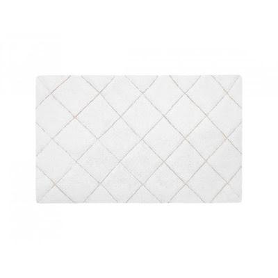 Коврик для ванной Togas Родос белый 60х90