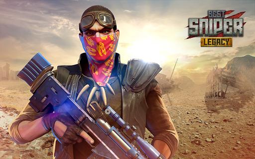 Best Sniper Legacy: Dino Hunt & Shooter 3D screenshots 21
