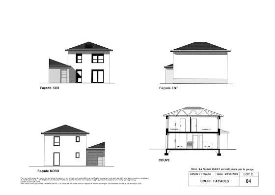 Vente maison 4 pièces 89,9 m2