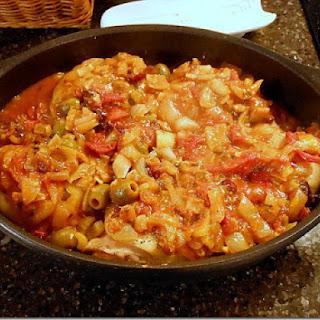 Chicken With Tomato Chutney
