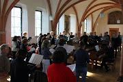 Photo: Probenwochenende Kloster Steinfeld /14.-16.10.2011