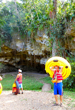 Photo: Going Cave Tubing
