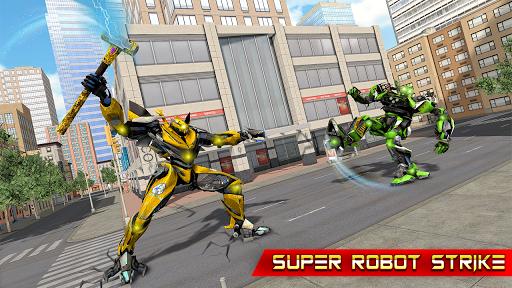 Grand Hammer Robot - Hammer Robot Fighting Game 5 screenshots 2