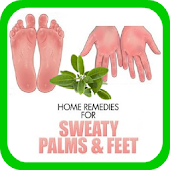 Sweaty Palms and Feet Remedies