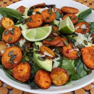 Cajun Sweet Potato and Avocado Salad Recipe