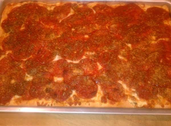 Family Pizza Night Big Bill Style Recipe