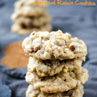 Chewy Oatmeal Raisin Cookies Without Brown Sugar Recipes.