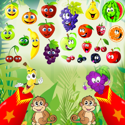 Bubble Fruits Monkey