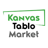 Kanvas Tablo Market