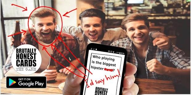 Brutally Honest Cards: the game (No Ads) - náhled