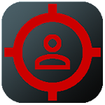 GPS Location tracking Icon