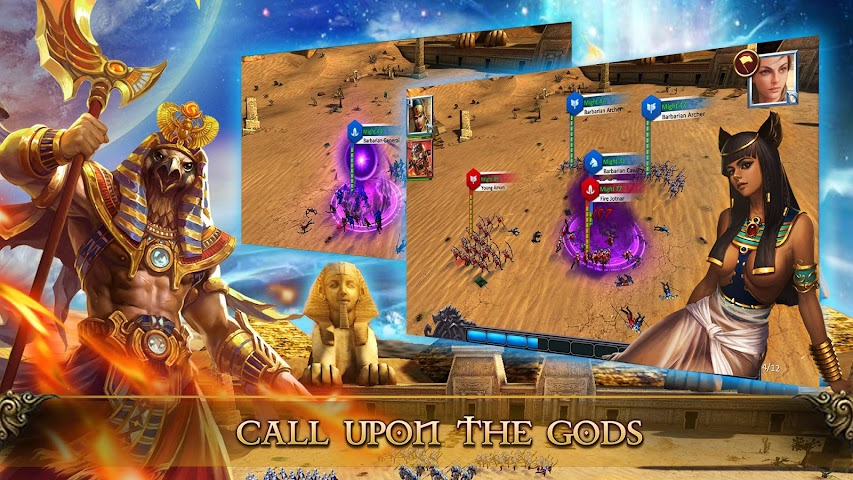 android Clash Of Gods Screenshot 8