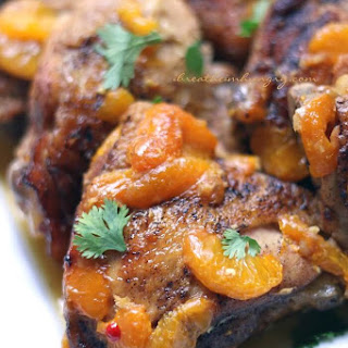 Slow Cooker Mandarin Chicken – Low Carb & Gluten Free.