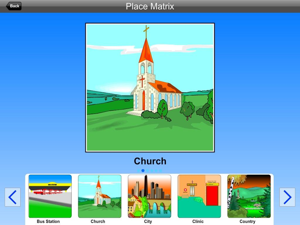 Place Matrix Lite Version- screenshot