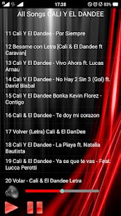 All Songs CALI Y EL DANDEE - náhled