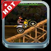 Hill Climb MOTO Driving