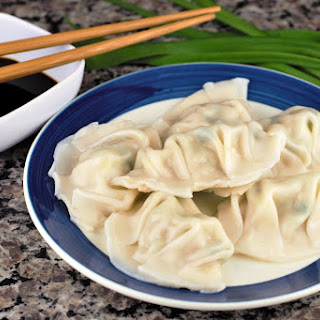 Steamed Pork & Shrimp Dumplings