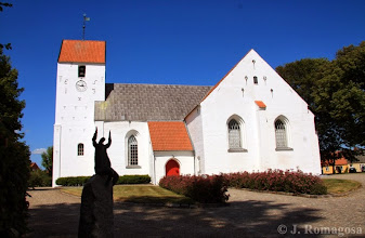 Photo: Nibe Lutheran Church