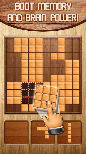 Wood Block Puzzle 1.0.0 screenshots 2