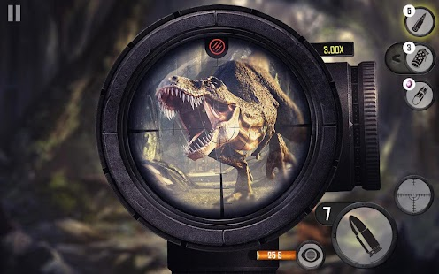 Best Sniper Legacy: Dino Hunt & Shooter 3D Screenshot