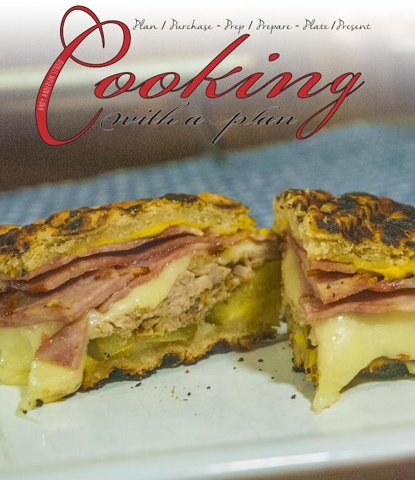 The Cuban (cubano) Sandwich Recipe