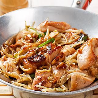 Stir-Fried Chicken.