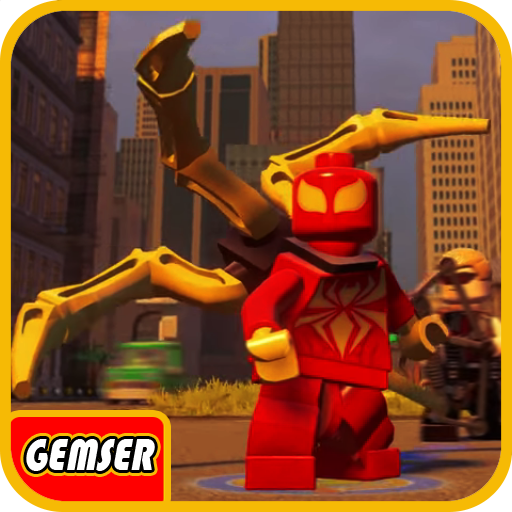 Gemser LEGO Iron-Spider