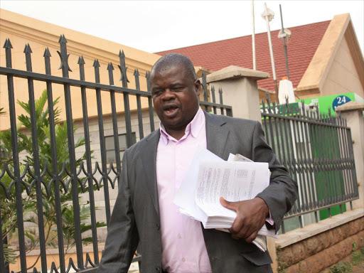 Uhuru hits out at activist Okiya Omtatah over 'rampant' court cases