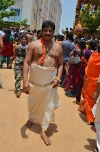 Photo: Rathothsavam (Chariot Festival - 3rd Bramhothsavam - Divya Saketham - 2012 Apr 29 to May 5)