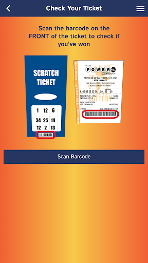ohio lottery barcode scanner
