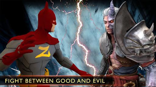 Bat Superhero 2018 - Superhero Flying Games 1.1 screenshots 4