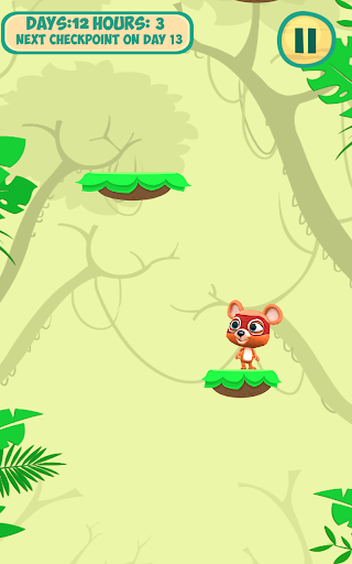 玩休閒App|丛林 熊 跳跃 游戏 - 忍者跳跃免費|APP試玩