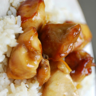 Oriental Orange Sauce Recipes
