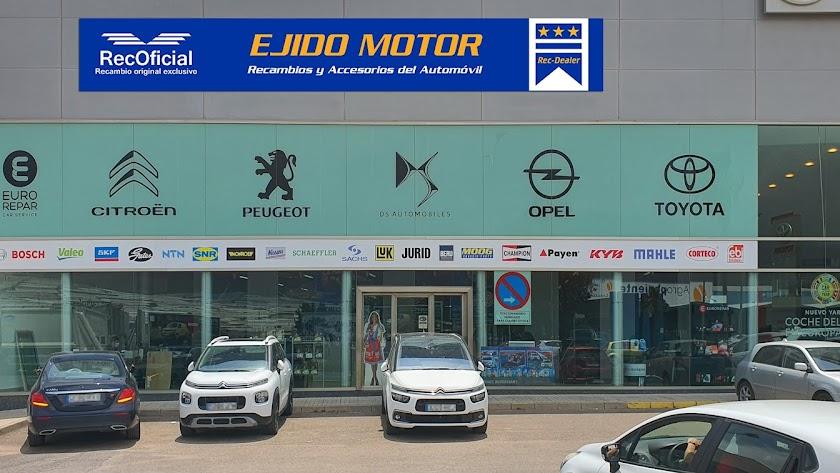 RecOficial y Ejido Motor.