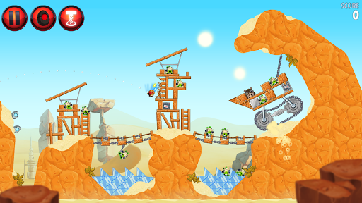 Angry Birds Star Wars II Free screenshot 12