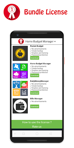 Screenshot for Finance Bundle License (One License for all) in United States Play Store