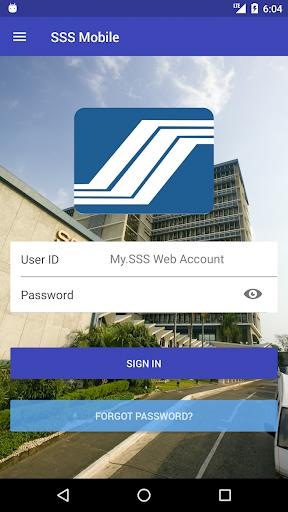 SSS Mobile screenshot 1