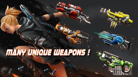 Metal Wings - Elite Force Screenshot