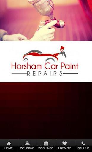 Horsham Car Paint Repairs
