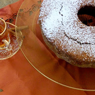 Pastel de nuez - Sephardic Walnut Cake