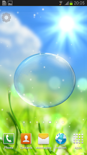 Spring Bubbles LWP 1.1.5 Mod Android Updated 1