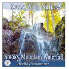 Smoky Mountain Waterfall icon