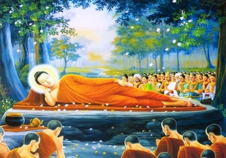 Ba lần cảnh cáo khi sắp nhập Niết Bàn của Phật Thích Ca