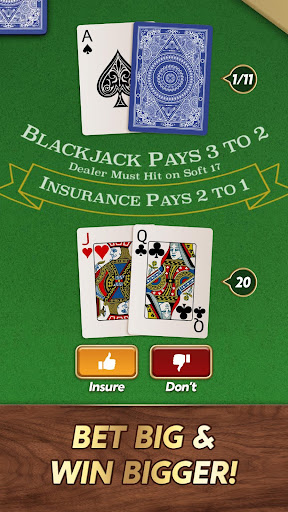 Blackjack 1.6.1 pic 2