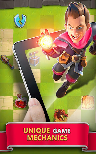 Tile Tactics: PvP Card Battle & Strategy Game screenshot 10