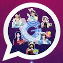 GFRIEND WAStickerApp Kpop Idol for Whatsapp icon