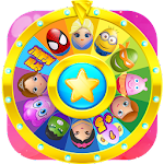 Wheel of Surprise Eggs & Toys Icon