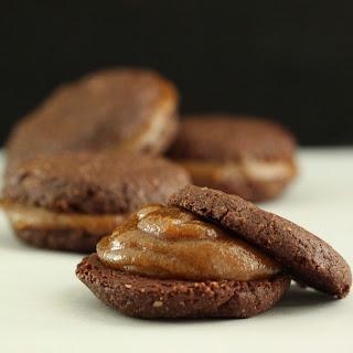 """Dulce de Leche"" Cakes (Gluten-free, Vegan, Refined Sugar-free)"