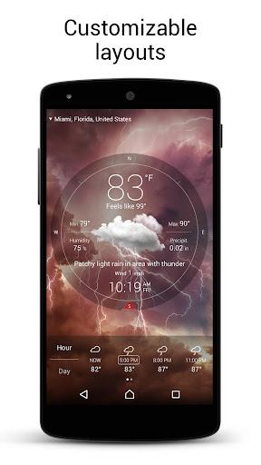 Weather Live  screenshots 4