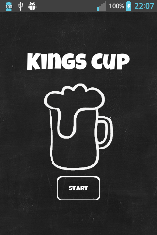 Kings Cup Drinking Game